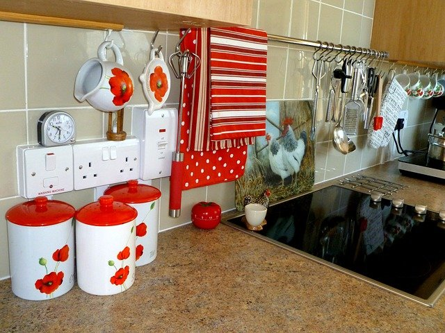dekorace kuchyně