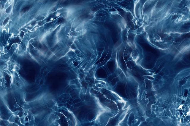 tmavá voda